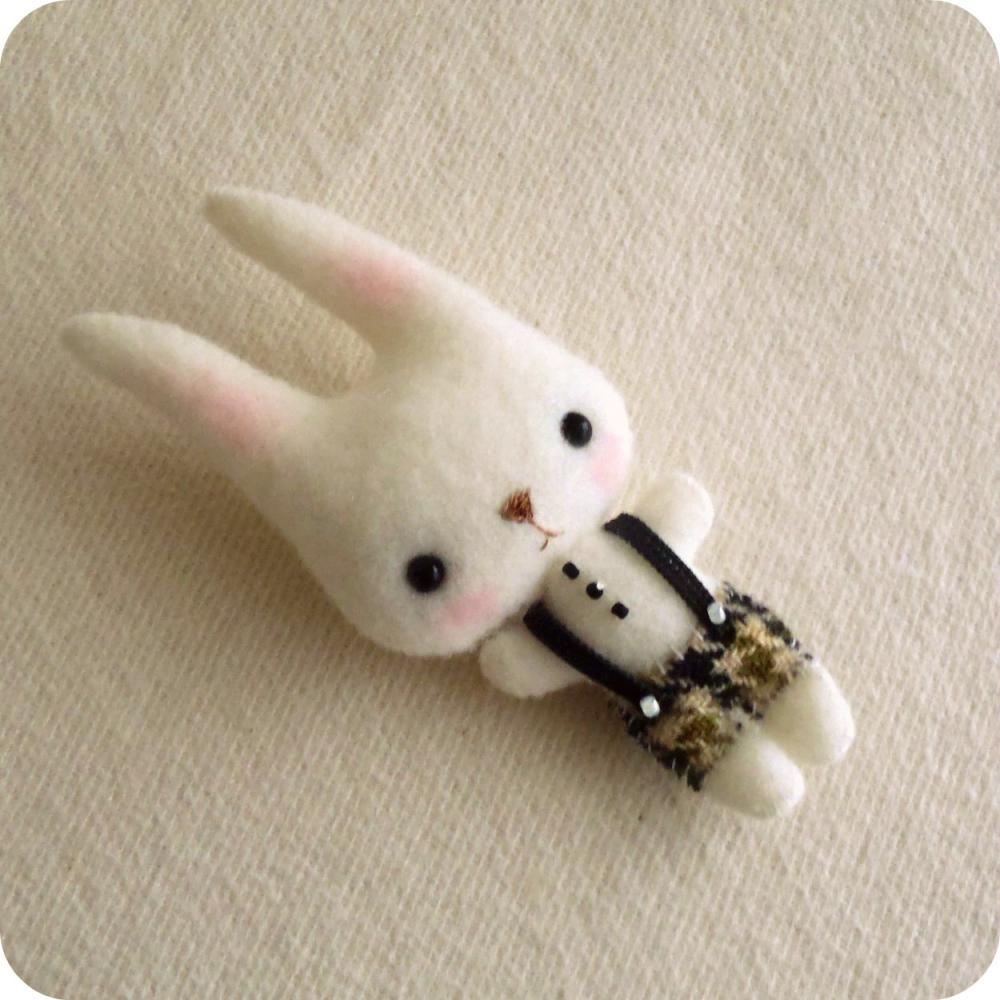Bunny Boy pdf Pattern
