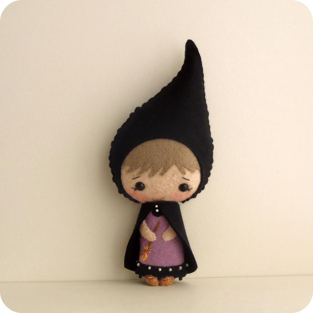 Sweet Witch pdf Pattern
