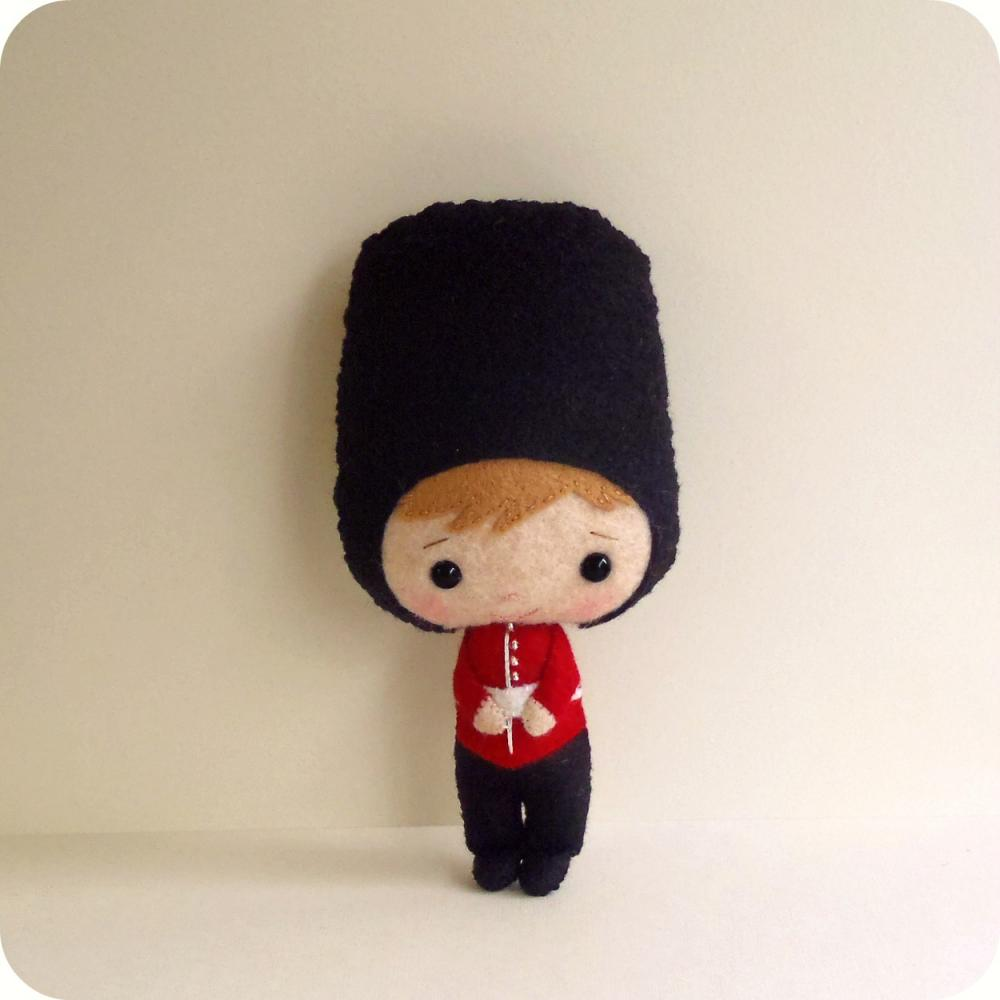 British Palace Guard pdf Pattern