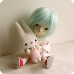 Bunny Girl pdf Pattern