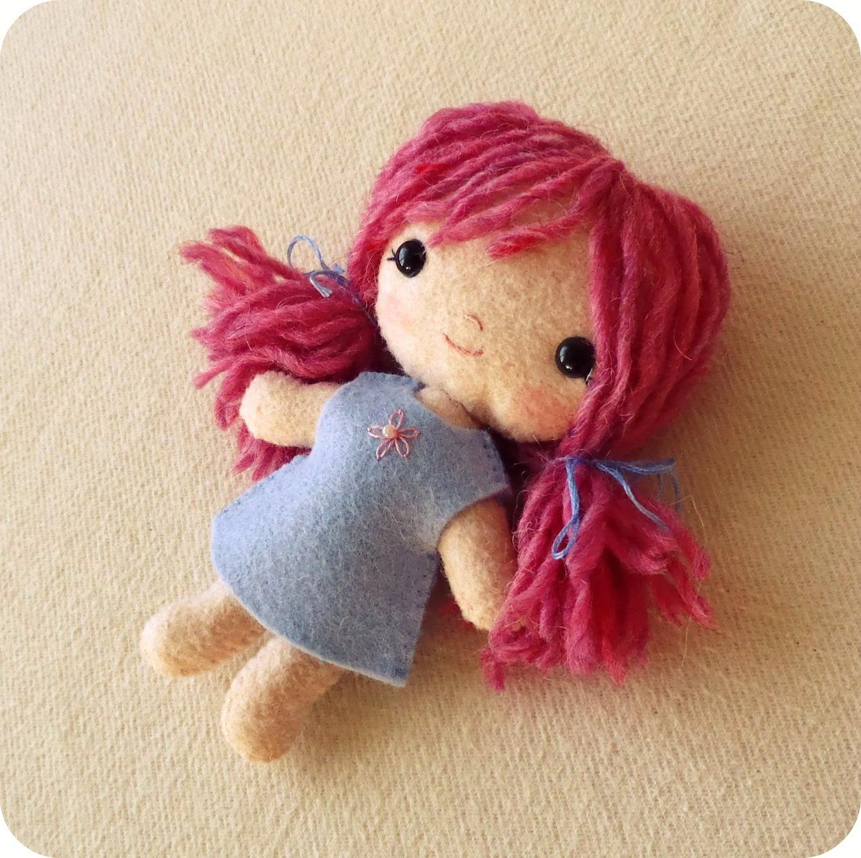 Cloth Craft Dolls